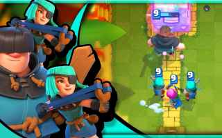 Mobile games: clash royale  android  ios