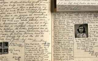 diario  anna frank  nazismo