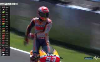 Momento decisivo del mondiale Moto Gp, che a Le Mans Domenica disputerà la quinta prova, con Marque
