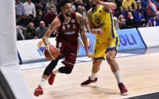 Basket: venezia  playoff  semifinale  trento  serie a