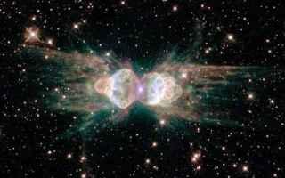 herschel  nebulosa formica  laser