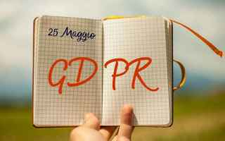 Sicurezza: gdpr  normativa  privacy