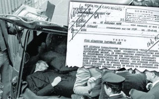 Storia: aldo moro lodo moro terrorismo petrolio