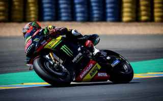 MotoGP: GRAN PREMIO DI FRANCIA QUALIFICHE: ZARCO VINCE IL DUELLO CON MARQUEZ
