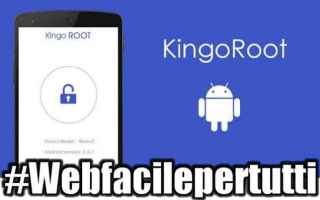 Android: kingoroot  app android root