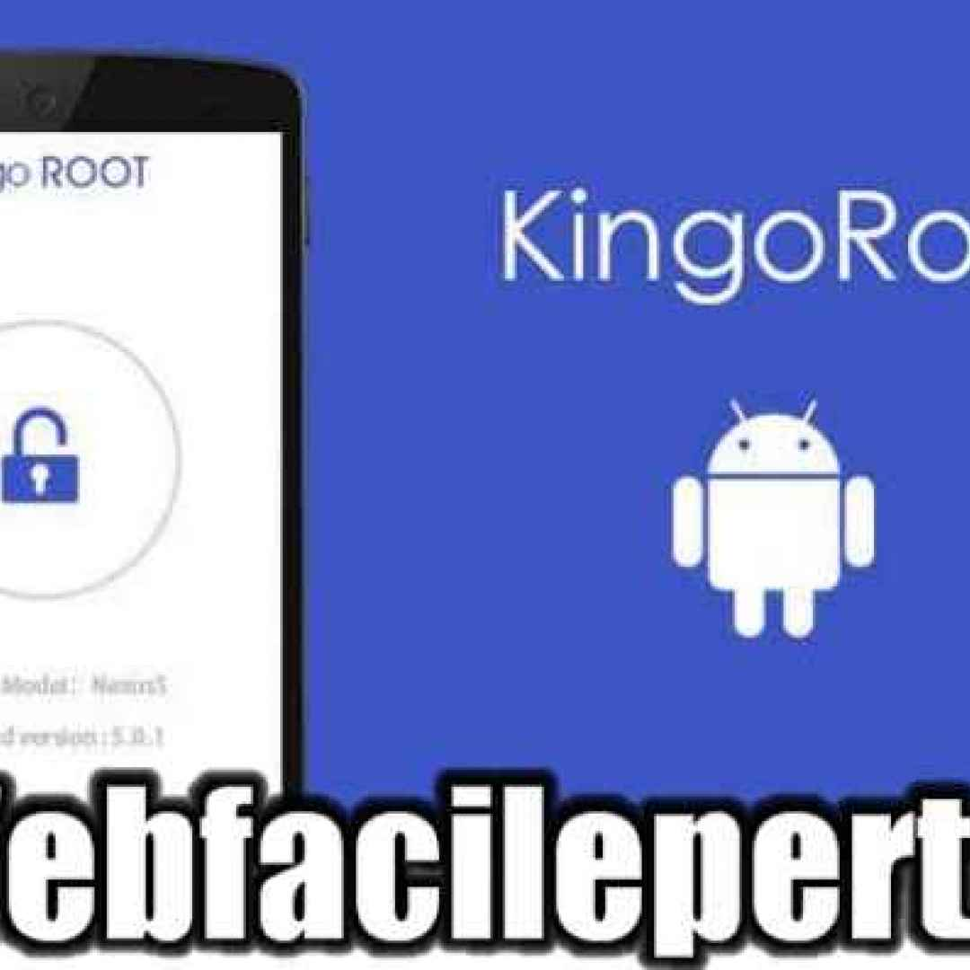 kingoroot  app android root