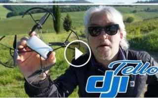 Gadget: drone  dji tello  dji  youtube