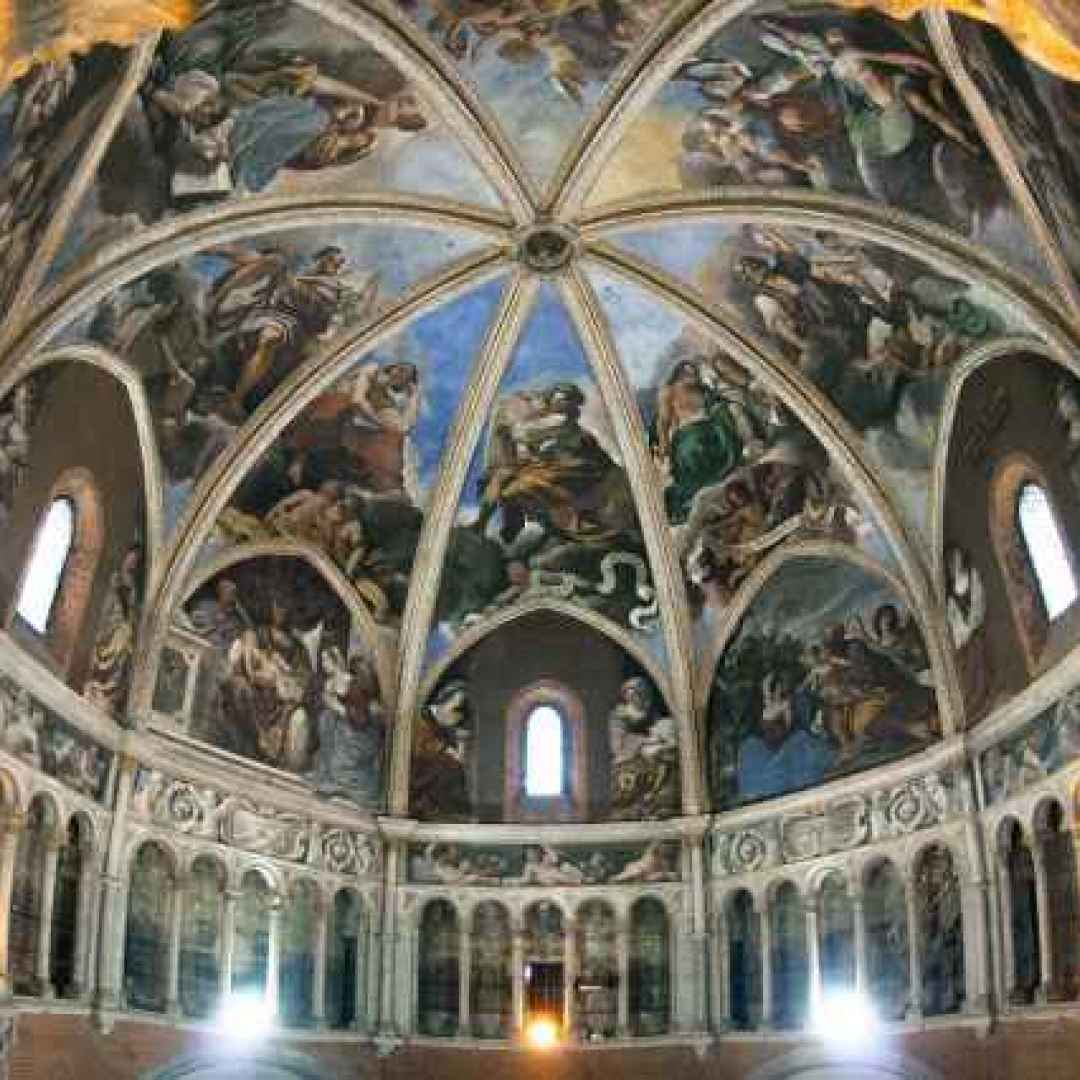 A piacenza, Guercino, storia e misteri