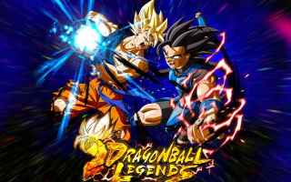 Mobile games: dragon ball  cartoni  android  videogiochi