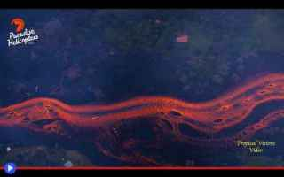 dal Mondo: hawaii  vulcani  eruzioni  geologia