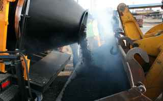 riciclaggio  asfalto  riparazione buche