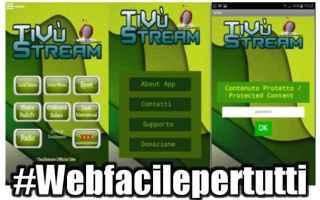 iptv tivustream  app
