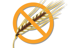 Alimentazione: celiachia  senza glutine  gluten free