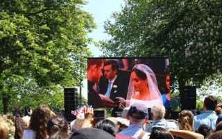 Gossip: Il racconto del Royal Wedding direttamente da Windsor