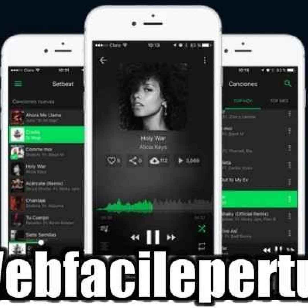setbeat  app  musica
