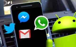 Tecnologie: notifiche vocali notifiche android appli