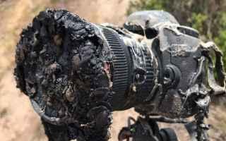 fotografia canon nasa