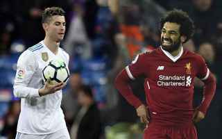 Champions League: liverpool  real madrid
