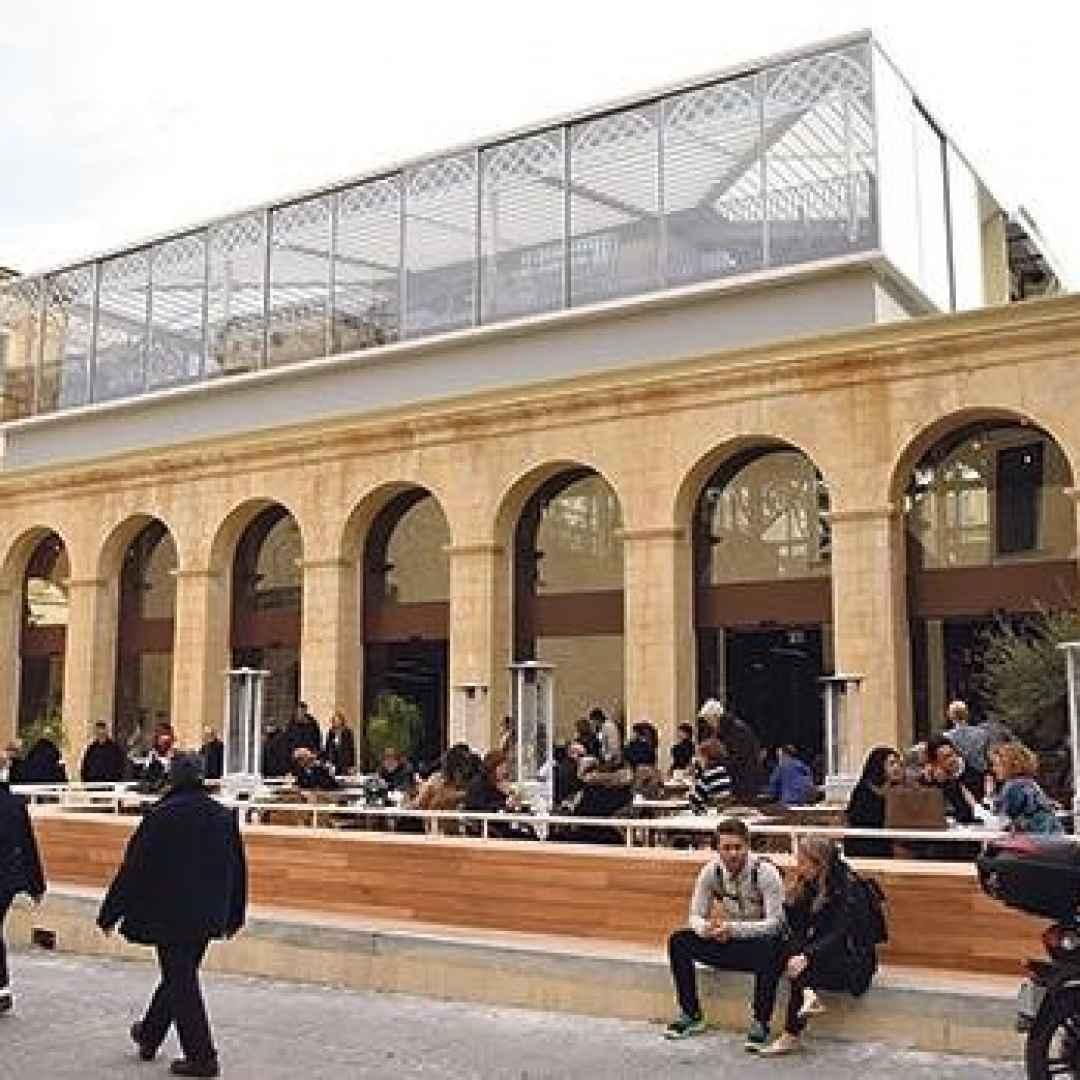 Is-Suq Tal-Belt - Il mercato coperto di Valletta coi suoi Ristoranti