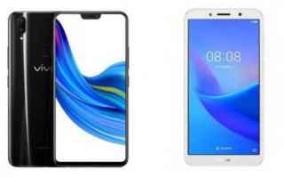 Cellulari: smartphone  vivo  huawei