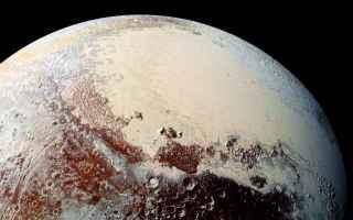 plutone  pianeti nani  comete