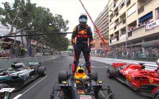 Daniel Ricciardo ha gestito un sospetto problema ERS e ha resistito alle continue pressioni di Sebas