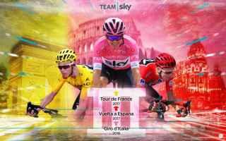 Ciclismo: froome  giro  bennett