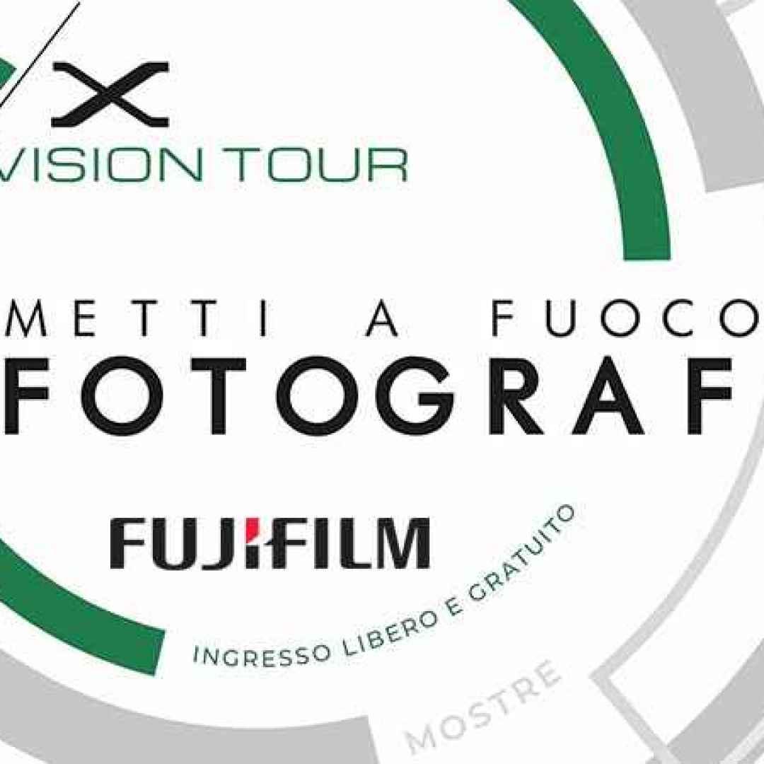 fujifilm  fotografia mostre workshop