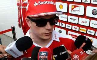 raikkonen  ferrari  canadagp  formula1