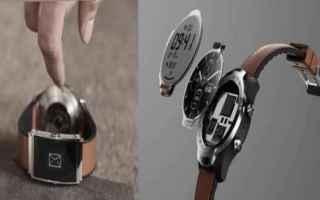 smartwatch  mobvoi  montblanc