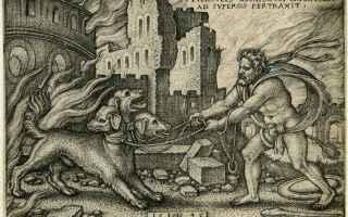 Cultura: asperità  eracle  imprese  mitologia