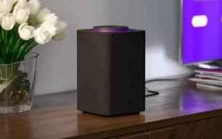speaker smart  yandex  domotica