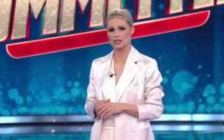 Terzo appuntamento con Vuoi Scommettere, lo show del giovedi` sera di Canale 5 condotto con grande s