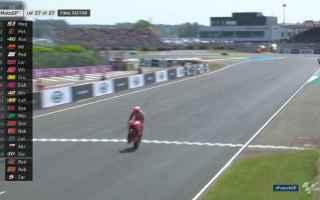 Il mondiale Moto Gp fa tappa al Mugello, per la quinta prova del campionato, arrivato già ad un mom