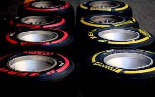 Pirelli perse la gomma a strisce rosse in Cina e piloti appoggiavano la mossa, con l'approccio che