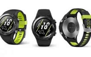 Gadget: smartwatch  huawei