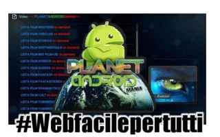 Software Video: planet android mania kodi addon