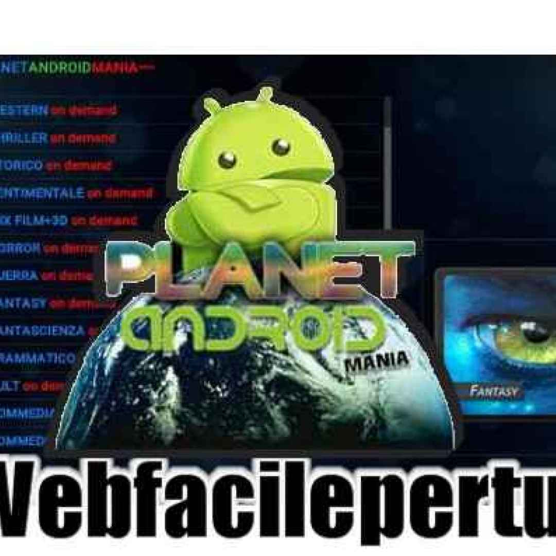 planet android mania  kodi  addon