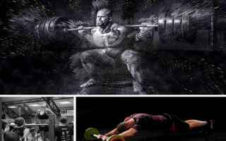 Fitness: fitness  forza  allenamento