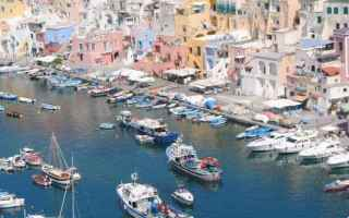Viaggi: procida  campania  travel  mediterraneo