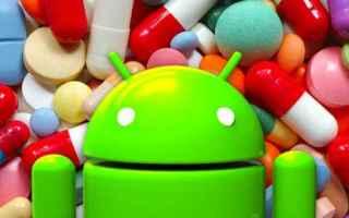 Salute: farmaci salute android cura