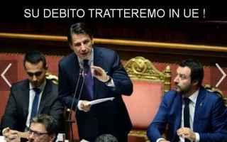Politica: governo europa vincoli di bilancio
