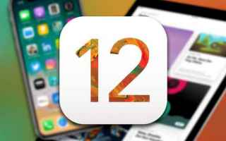 iOS 12 BETA, come installarlo in anteprima, link al download e tutte le novita`.Da poche ore e` stat