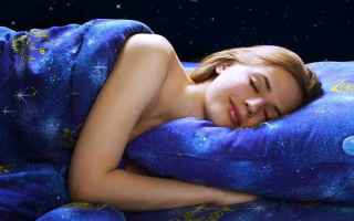 Salute: sonno  dormire  riposare