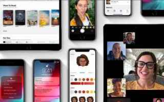 Apple ha finalmente presentato iOS 12, la nuova versione del suo sistema operativo mobile. Anche se