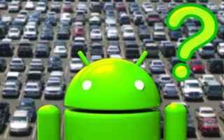Automobili: auto  android  parcheggi  gps  apps