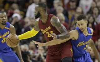 Basket: cavaliers-warriors pronostico