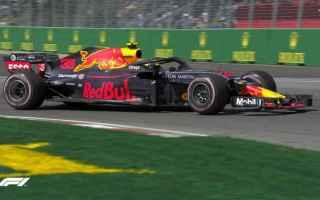 La Red Bull riprende da dove ha lasciato a Montecarlo, con Max Verstappen il più veloce nelle Liber