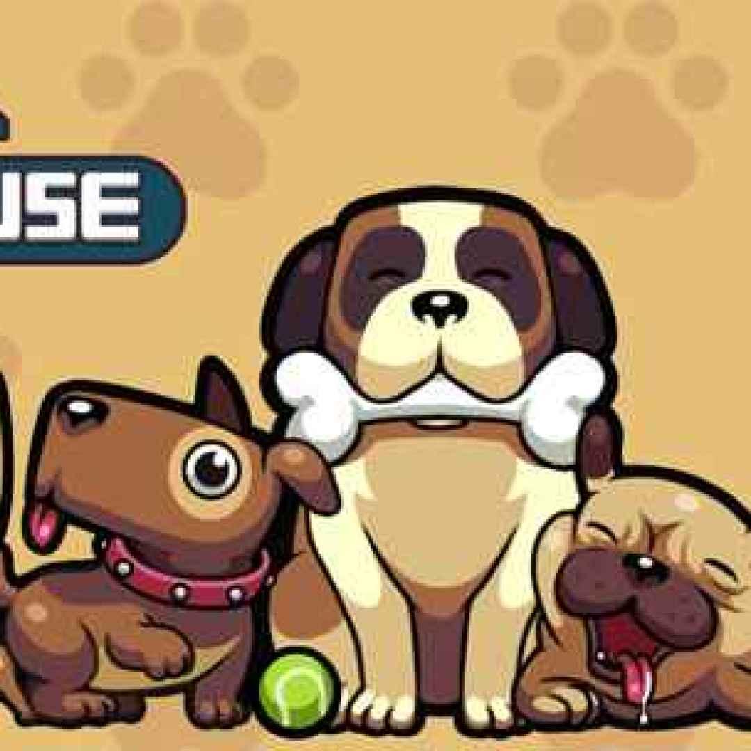 puzzle android iphone cuccioli pet cani
