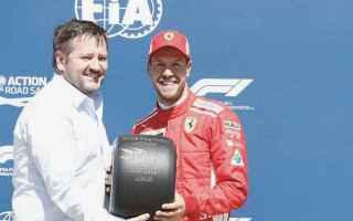 Formula 1: formula 1  canada  ferrari  vettel